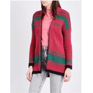 Maje Meditatio Knitted Cardigan
